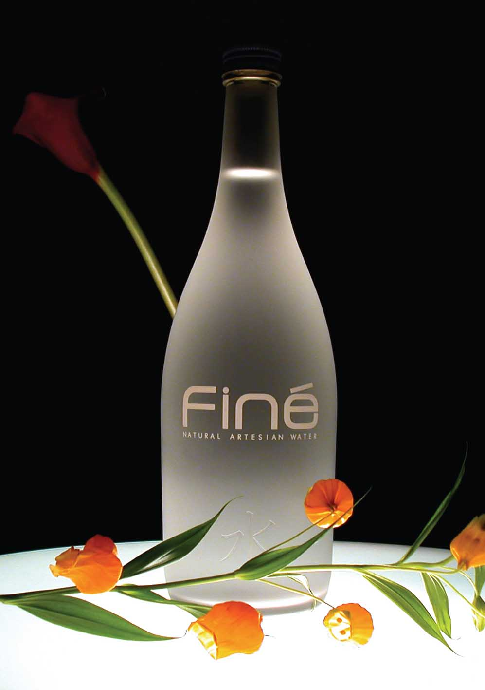 Come On In, The Water is Finé: Aquabar Distribution ...