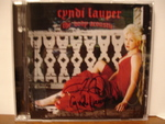 "Cyndi Lauper autographed ""The Body Acoustic"" CD"