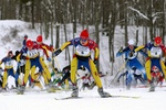 The U.S. Olympic Cross Country Team will compete in the final cross country ski race, the men's 50km Olympic competition, the same day as 9,000 skiers from around the world will go for their own gold at the American Birkebeiner 51 kilometer cross country ski race in Hayward, Wisconsin.