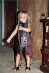 Jessica Hawthorn as a child