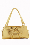 "Lamarthe Paris' ""Mademoiselle Brille"" Handbag in Gold"