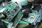 e-waste is the fastest growing waste problem in the world.