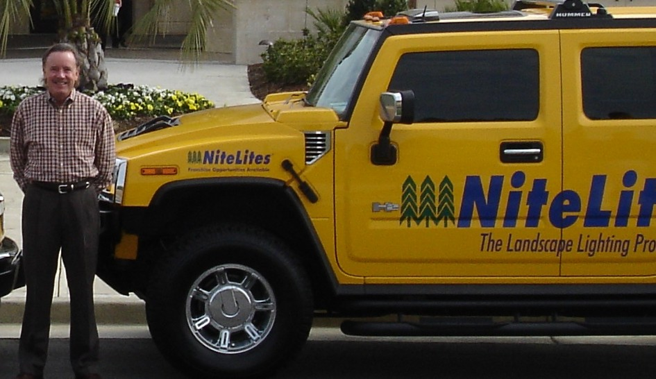 Outdoor Lighting Franchise, NiteLites of San Diego to Glow at the