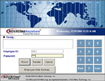 Employee Web Services Login