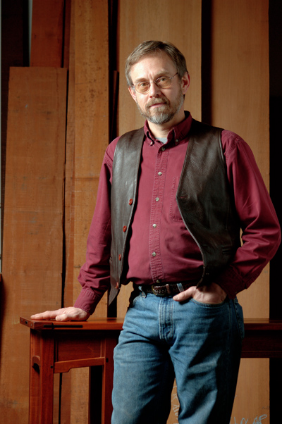 Darrell Peart Furnituremaker Introduces The Aurora Media