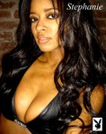 Playboy Playmate Stephanie Adams
