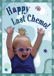 'Happy Last Chemo' is one of the unique cards offered by Caring Path.