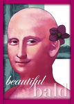 'Bald Mona' is one of the unique cards offered by Caring Path.