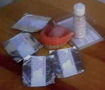 Weber Denture Liner Kit (Patent Pending) WDL