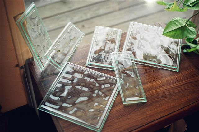 Acrylic Glass Block Tile Now The Classic Glass Block