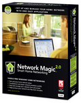 Network Magic is currently available at www.networkmagic.com for $39.99 (U.S.) for download only and $49.99 with installation CD and in major retail stores, including CompUSA, Frys Electronics, Office Max and Amazon.com for an MSRP of $49.99 (U.S).
