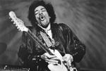 Jimi Hendrix , Fillmore West, 1968