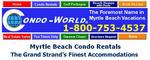 Condo-World of Myrtle Beach