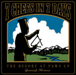 7 Chefs in 7 Days: Logo