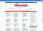 Kitmondo.com has over 350 categories of used equipment