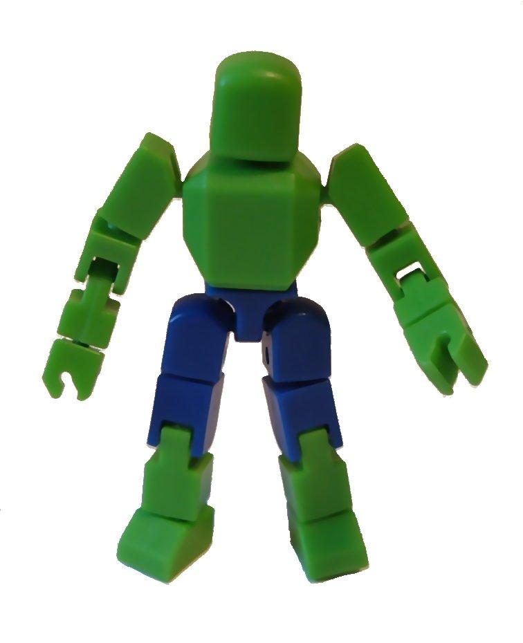 Shocker Toys Debuts New Shockini Mini Action Figures And 7