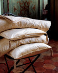 Medaillon Quilt and Pillows from Yves Delorme