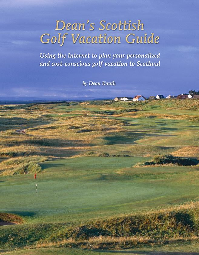 Golf vacation travel guide uses web sites to help golfers for Travel guide to scotland