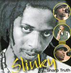 Slinky Sharp - Album cover for the 'Sharp Truth'