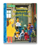 Personalized My Adventure on Sesame Street Cover