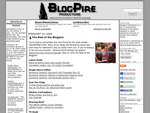 Blogpire Productions Weblogs