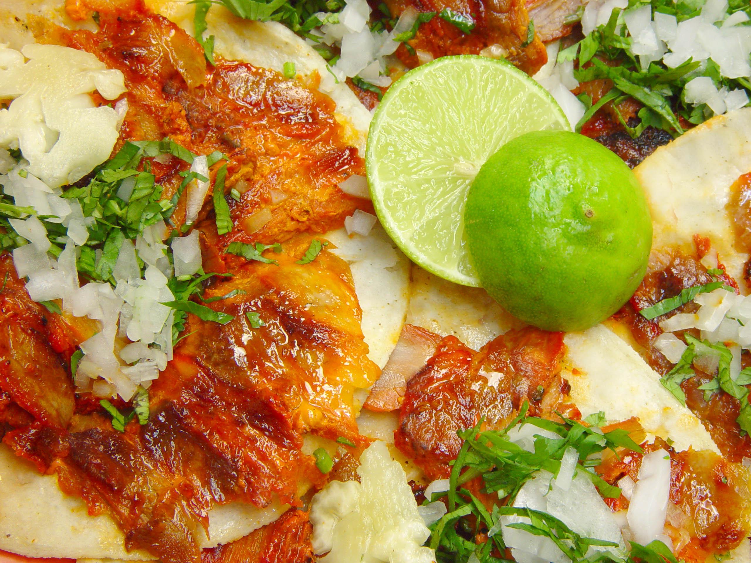 No-Waste Tacos De Carnitas With Salsa Verde Recipes — Dishmaps