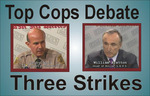 L.A. SHERIFF BACA & LAPD CHIEF BRATTON SPLIT ON THREE STRIKES LAW