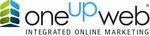 Oneupweb, Integrated Online Marketing Logo