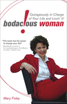 """Bodacious! Woman"" Book Cover"