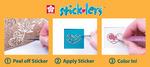 Sticklers Steps 123 for Card Making