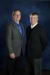Doug Mathias and Russell Ervin, co-founders of Enpria