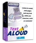 TextAloud Box Shot