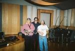 (LtoR)Skip Mesquite- Tony Adamo- Mic Gillette
