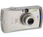 The Canon Digital IXUS Wireless