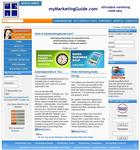 myMarketingGuide.com Homepage