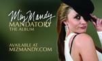 "Miz Mandy ""Mandatory"" Cover Photo"
