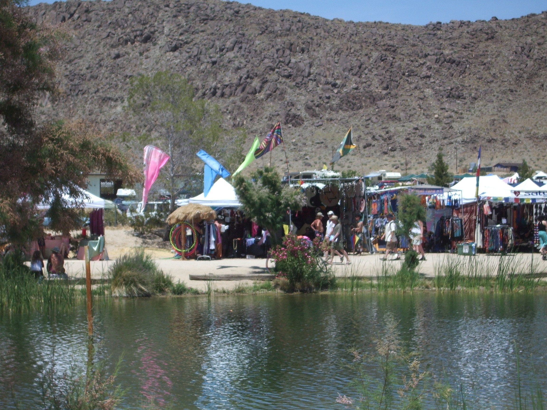 4th Annual Joshua Tree Music Festival To Be Held May 19 21