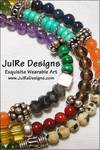 JulRe Designs Business Card