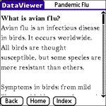 data from Pandemic Flu Survival Guide
