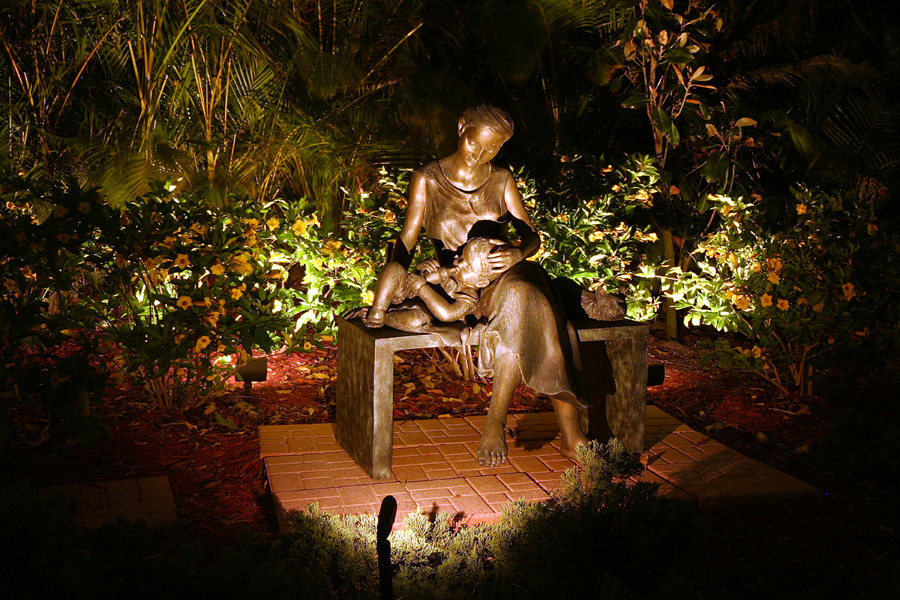 Landscape Lighting Franchise : Outdoor lighting franchise nitelites of st petersburg