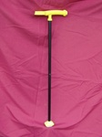 The Liberty Cane is engineered from top to tip to be a more complete aid for disabled users.