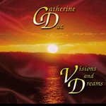 Visons and Dreams melds Celtic tradition with contemporary beats and is available now from www.catherineduc.com