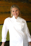 "For Chef Jennifer Jasinski of Rioja in Denver, cooking great food is all about ""fresh, local ingredients, simple flavor combinations, bright, balanced preparations and perfectionism in culinary execution."""