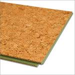 Close-up Of Evora Cork Flooring