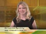 Host Kristin Reilly, www.thepubliceye.tv