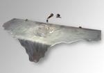 CBD Glass Design Water Fall