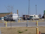 Tulsa Expo Square RV Park Campers