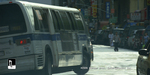 """(AFTER) One of the key sequences in Mr. X's effects for """"16 BLOCKS"""" involved adding CG touches to a bus chase. Please credit (c) 2006  Warner Bros. Pictures and Mr. X, Inc. whenever these images are used in association with this news."""
