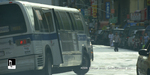 """One of the key sequences in Mr. X's effects for """"16 BLOCKS"""" involved adding CG touches to a bus chase. Please credit (c) 2006  Warner Bros. Pictures and Mr. X, Inc. whenever these images are used in association with this news."""