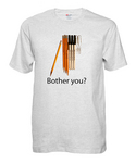 A t-shirt for the obsessive compulsive friend or family member offered at MedTees.com